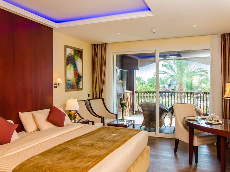 Pool & Sea View Room (2)
