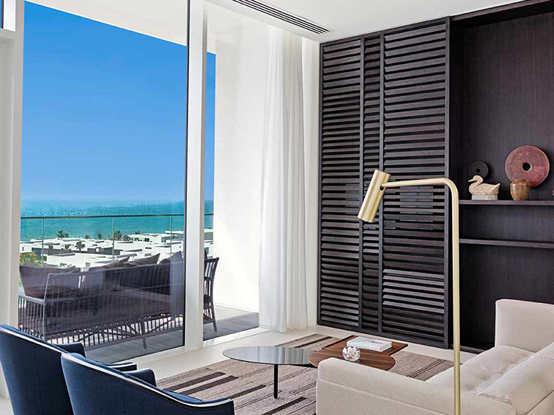 Premier Suite with Private Terrace