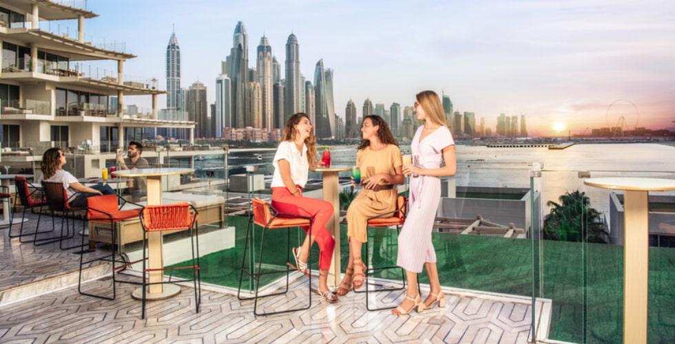 Дубай: Дубай — город солнца и хорошей погоды