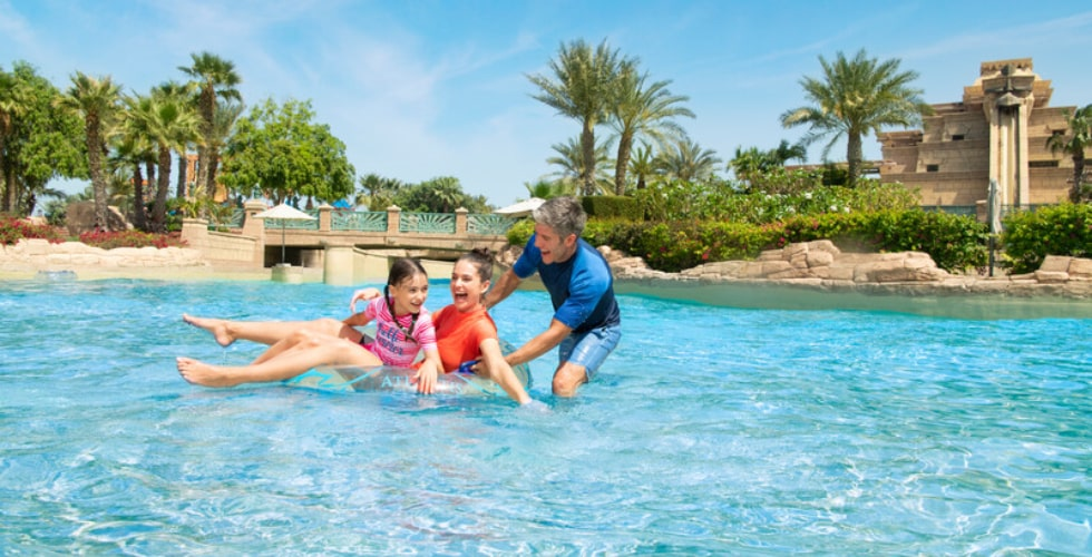 Дубай: Место, где лето в любое время года