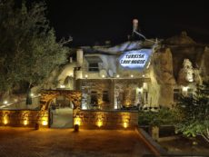 Turkish Cave Hotel